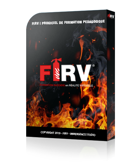 Application formation incendie FIRV