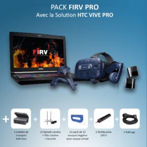 Pack FIRV PRO